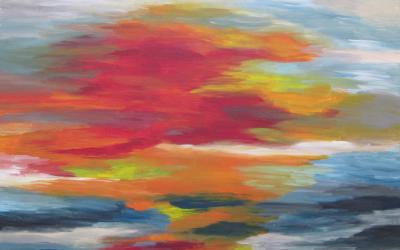 Oktober farver 1  60x80