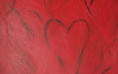 Tro Håb Kærlighed 100 x 100
